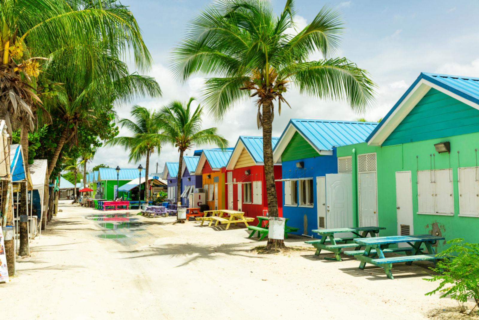 Häuser Barbados