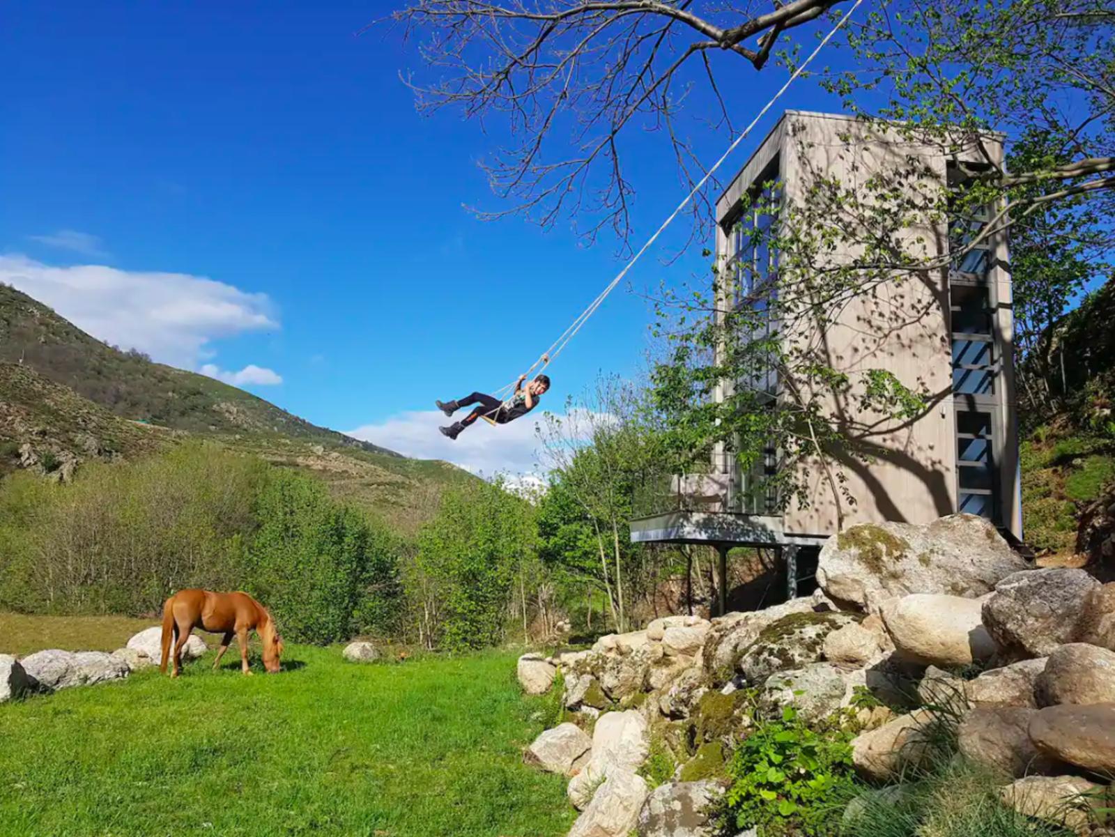 airbnb, ardeche, France