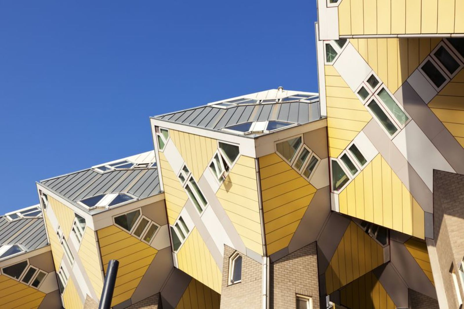 Cube house, Rotterdam