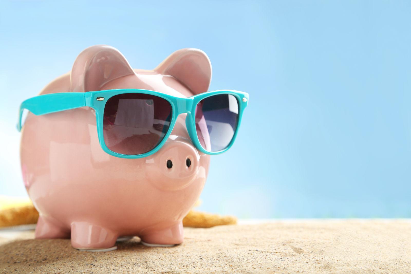 piggy bank, Money