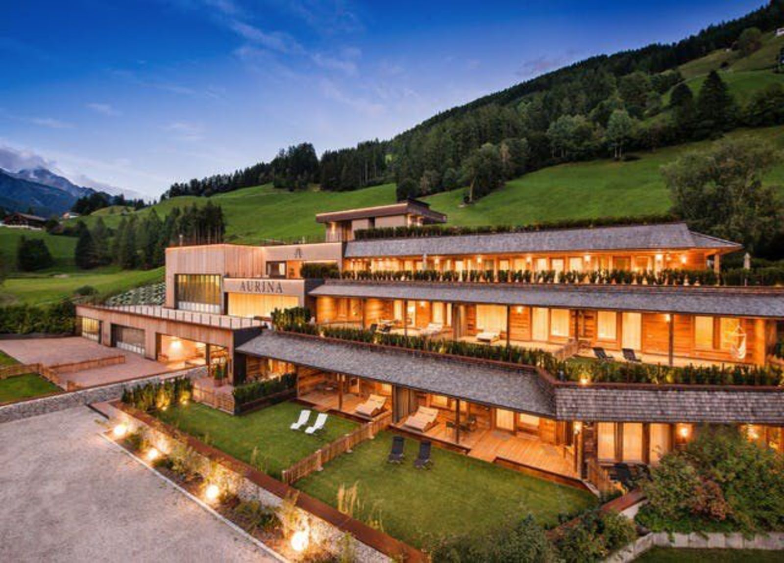 Aurina Private Luxury Lodges, Italy, South Tyrol
