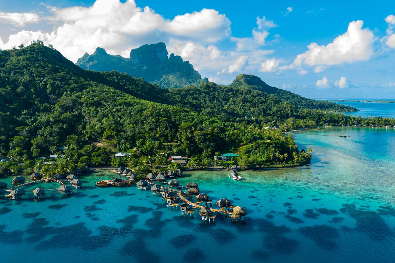 Bora Bora, French Polynesia, Tahiti