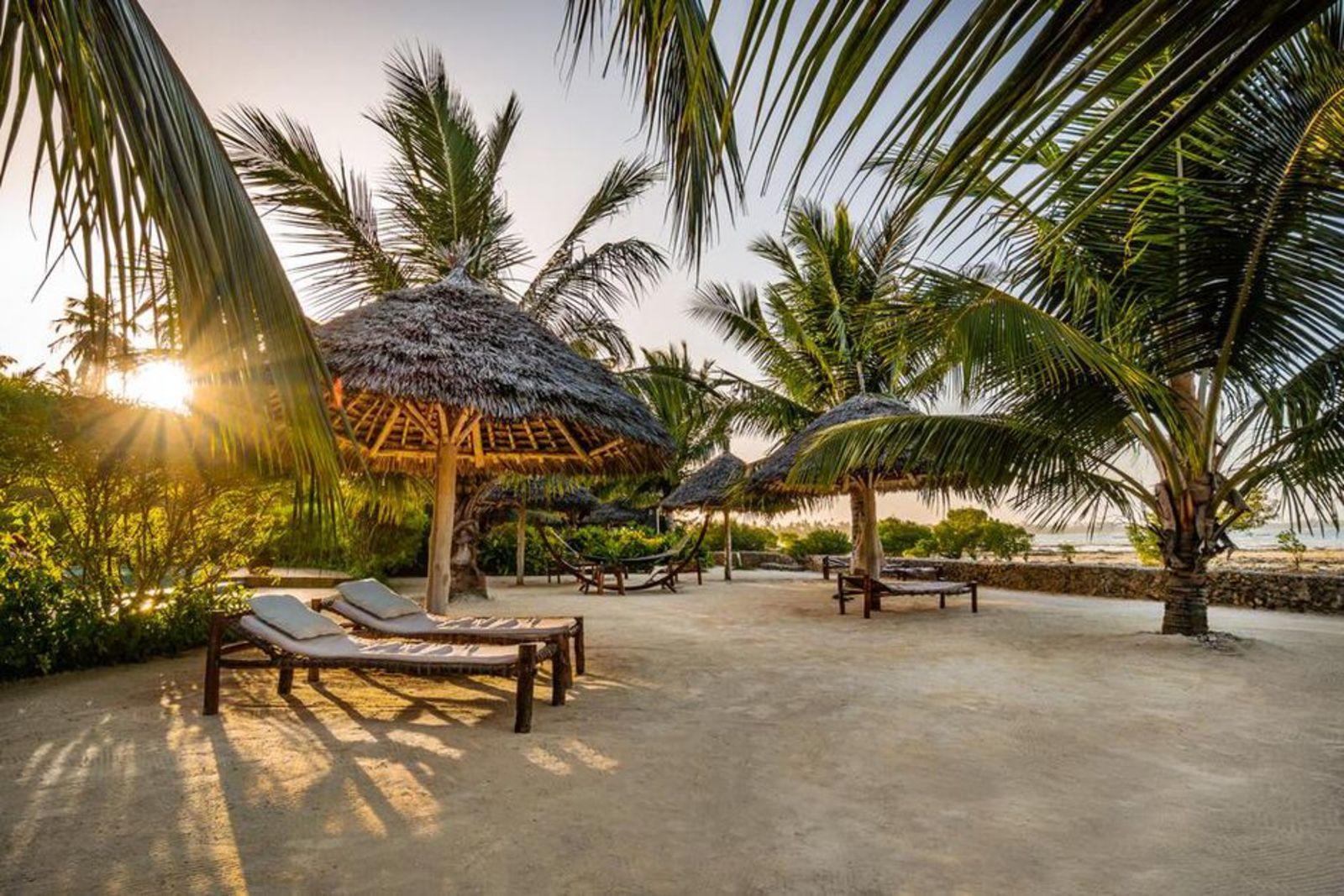 White Paradise, Zanzibar