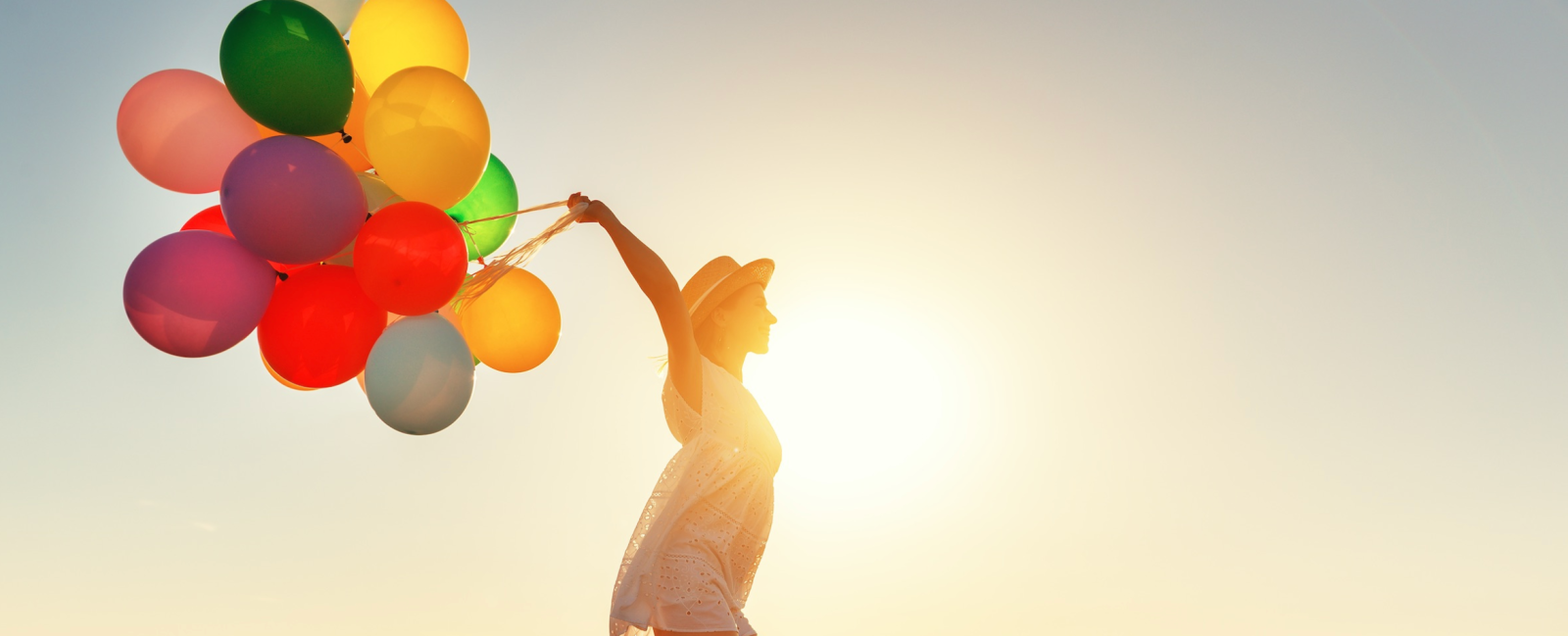Balloon, happiness, happy
