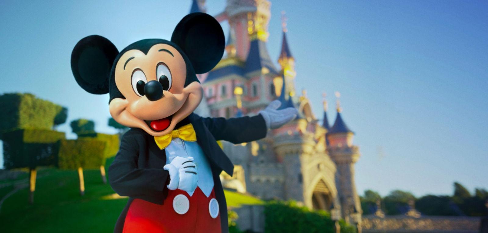 Disneyland Paris, Disneyland Resort Paris, France