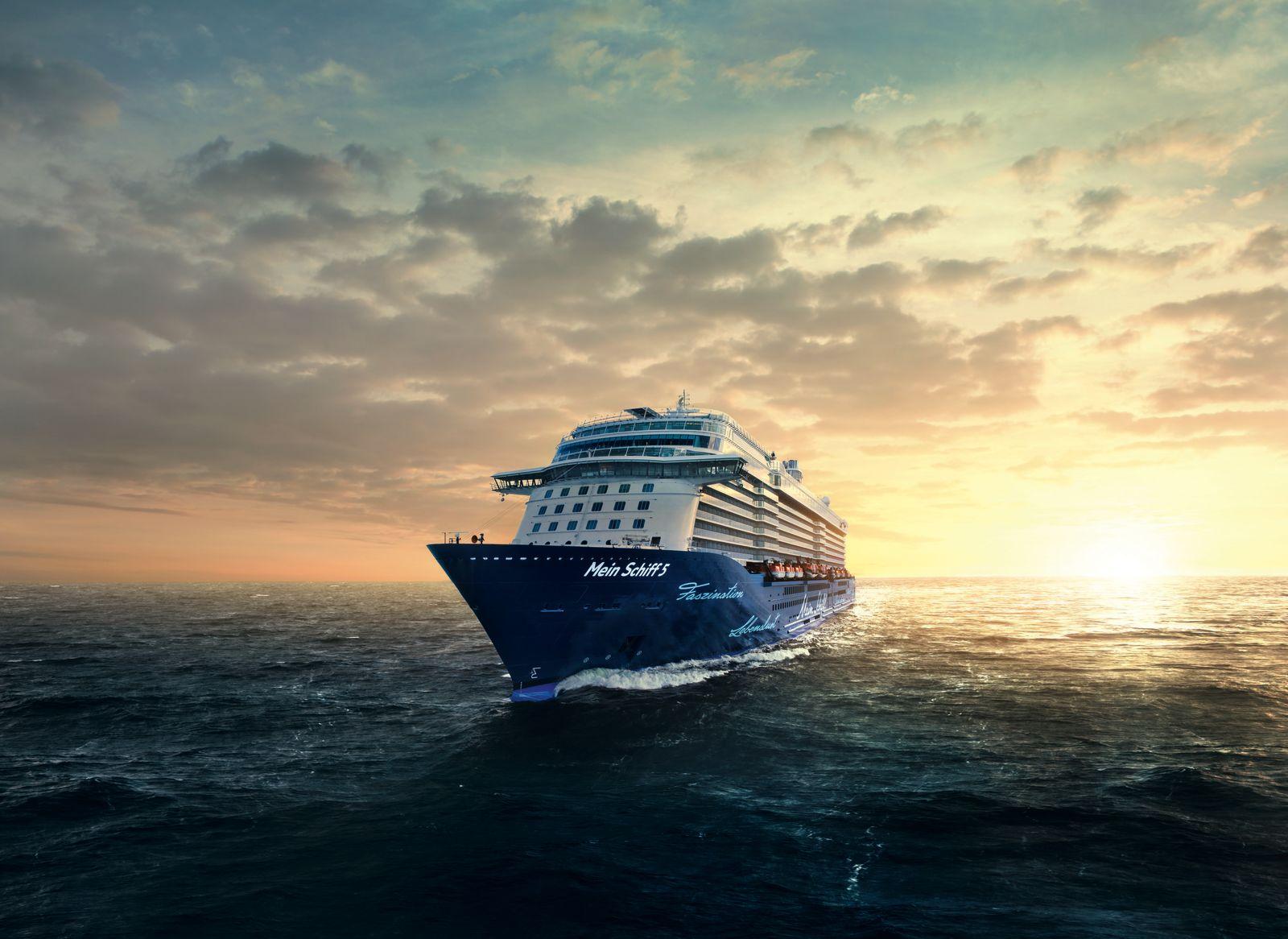TUI Cruises, mein schiff