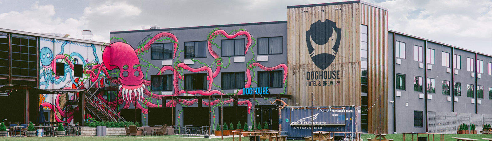 Doghouse Hotel Brewery