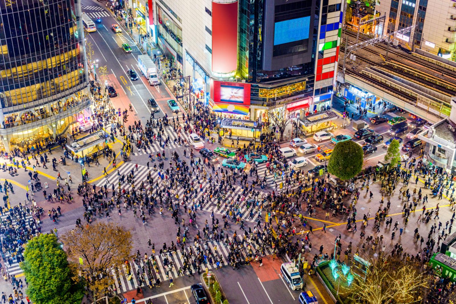 tokio, Tokyo, shibuya