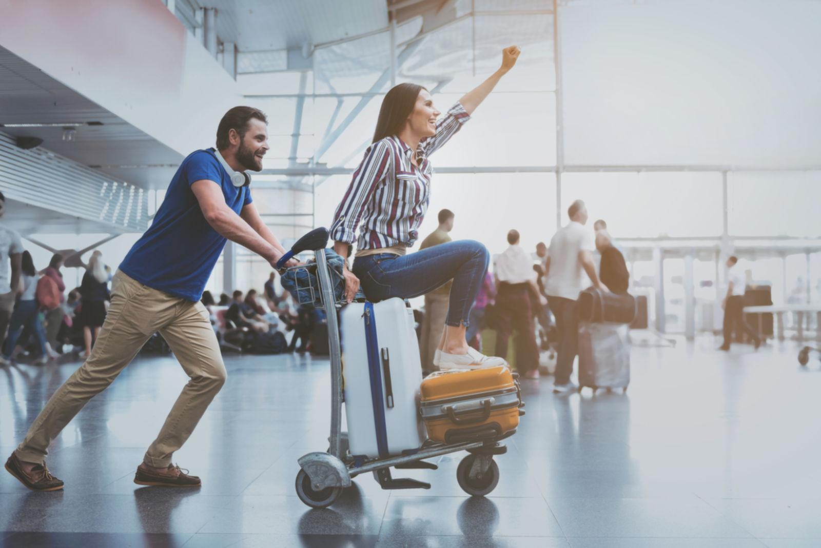 Airport Terminal, Airport lounge, Terminal