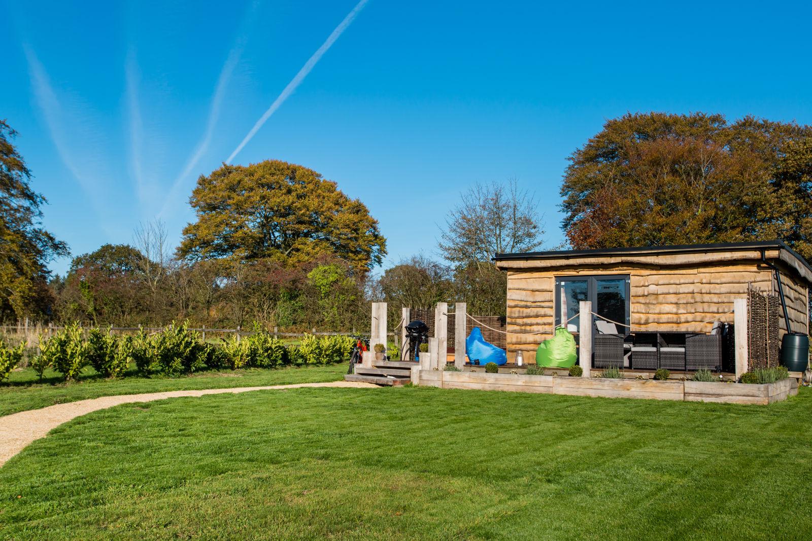 The Oak Escape, The Oak Escape Somerset, airbnb uk