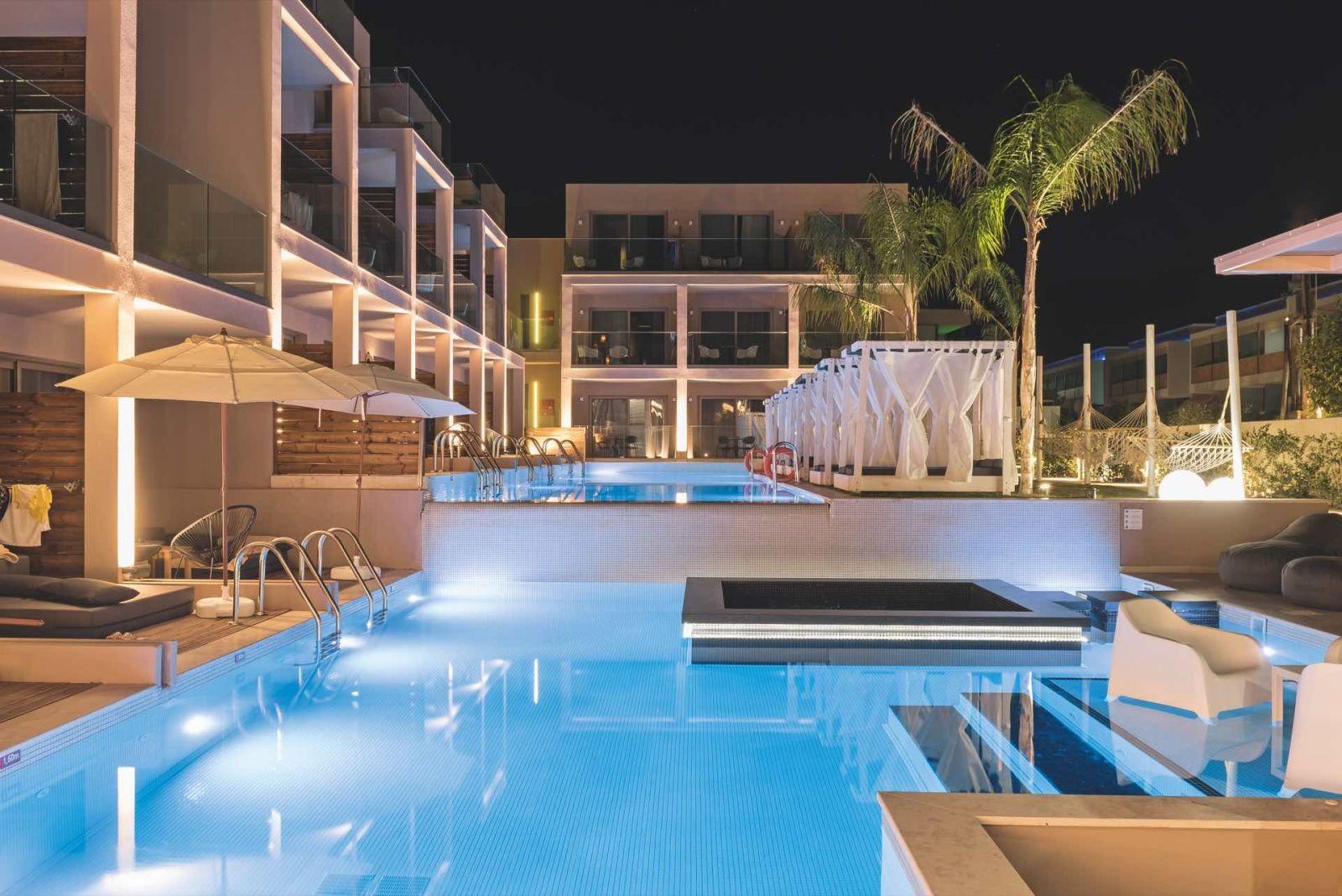 Epos Luxury Hotel, Crete, Georgioupolis