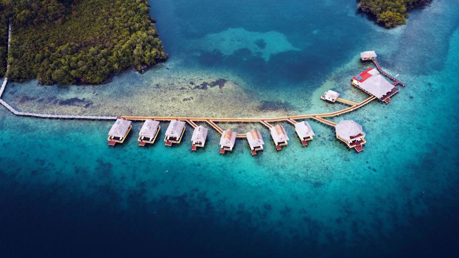 Punta Caracol Acqua Lodge in Bocas del Toro, Panama