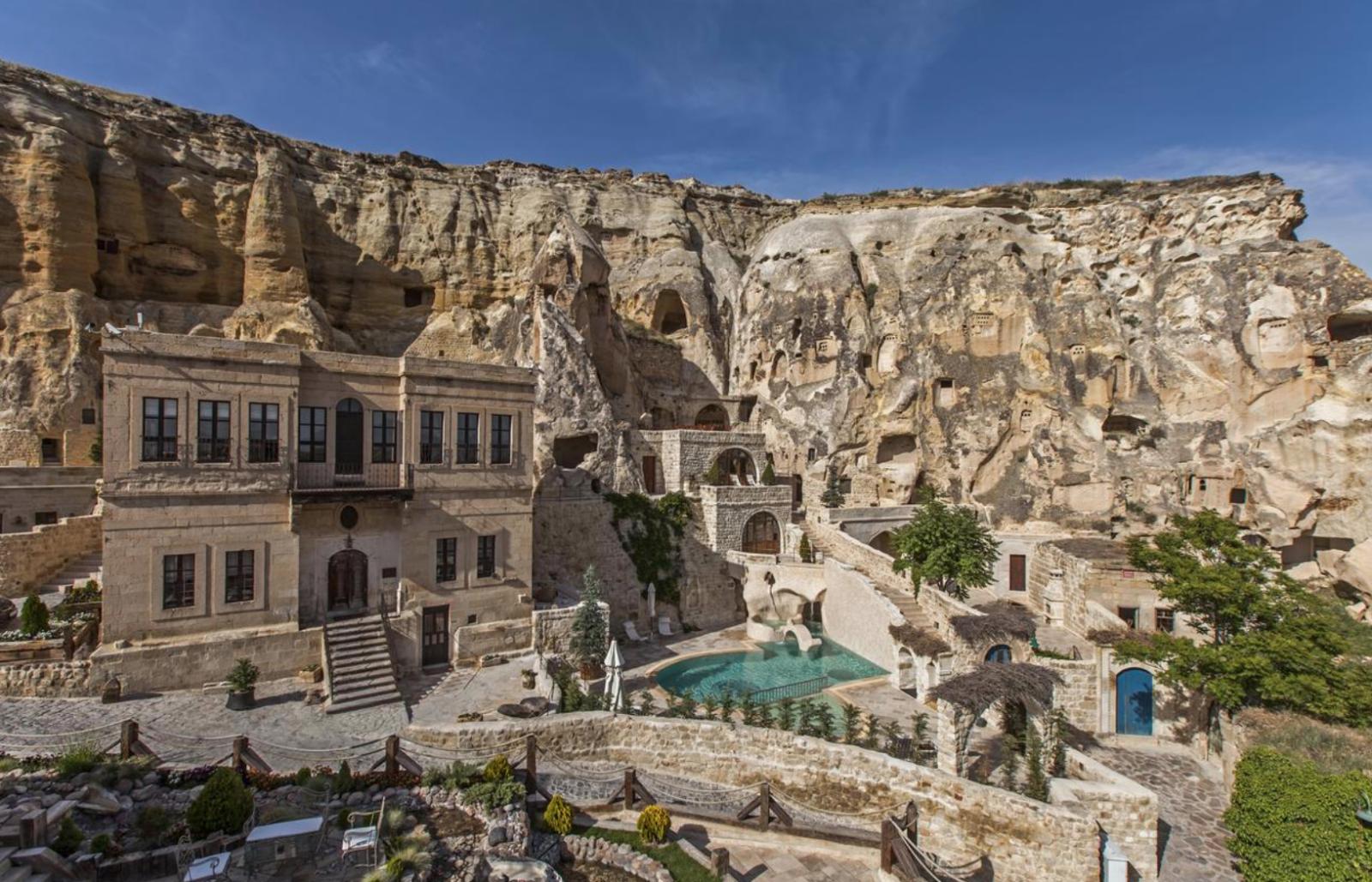Yunak Evleri Cappadocia, booking.com