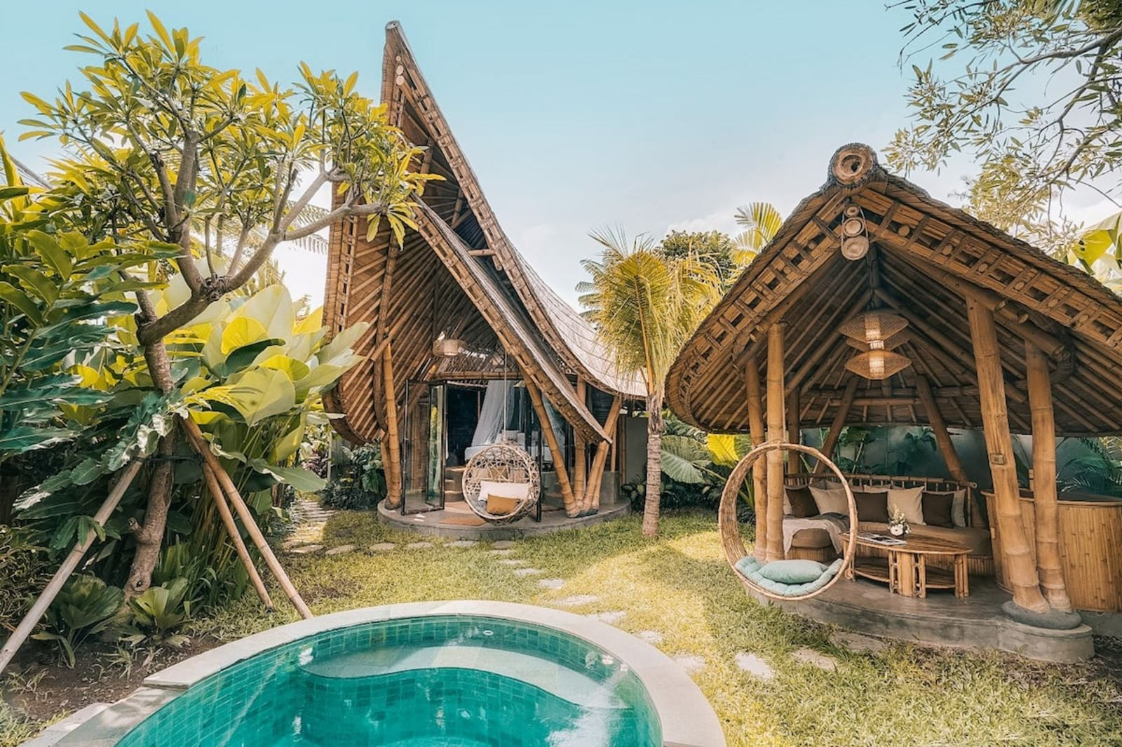 airbnb, Rescape Ubud - Regain Villa