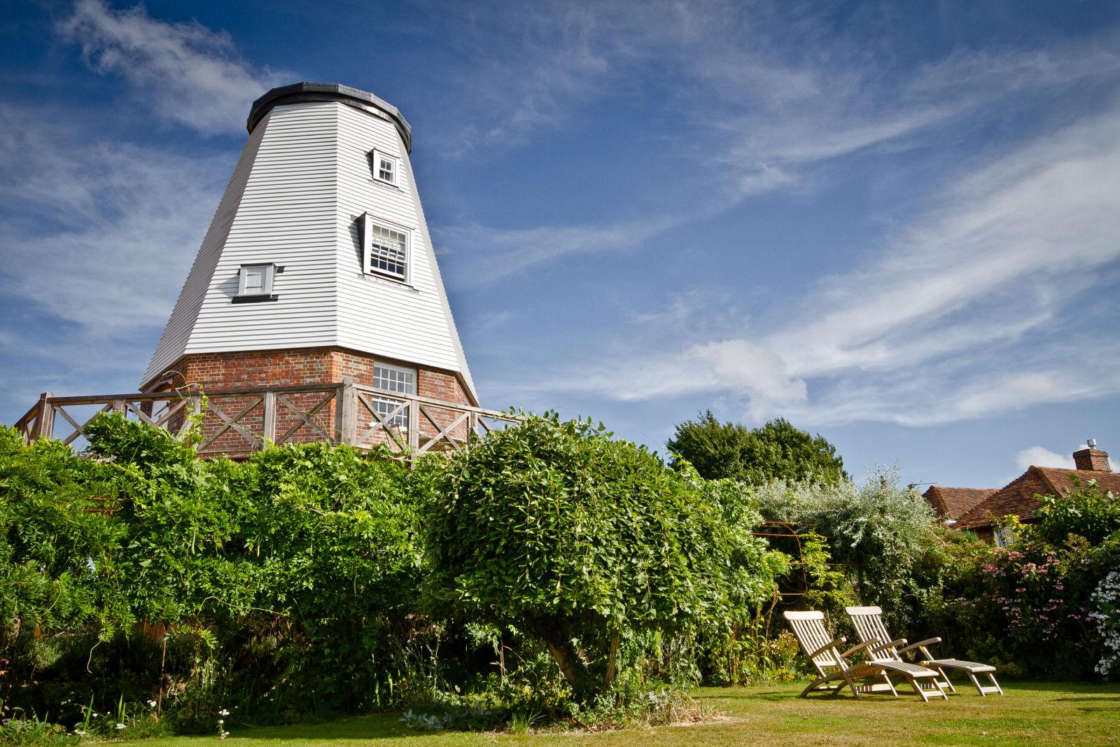 Kent windmill, Windmill Kent, Old Smock Windmill