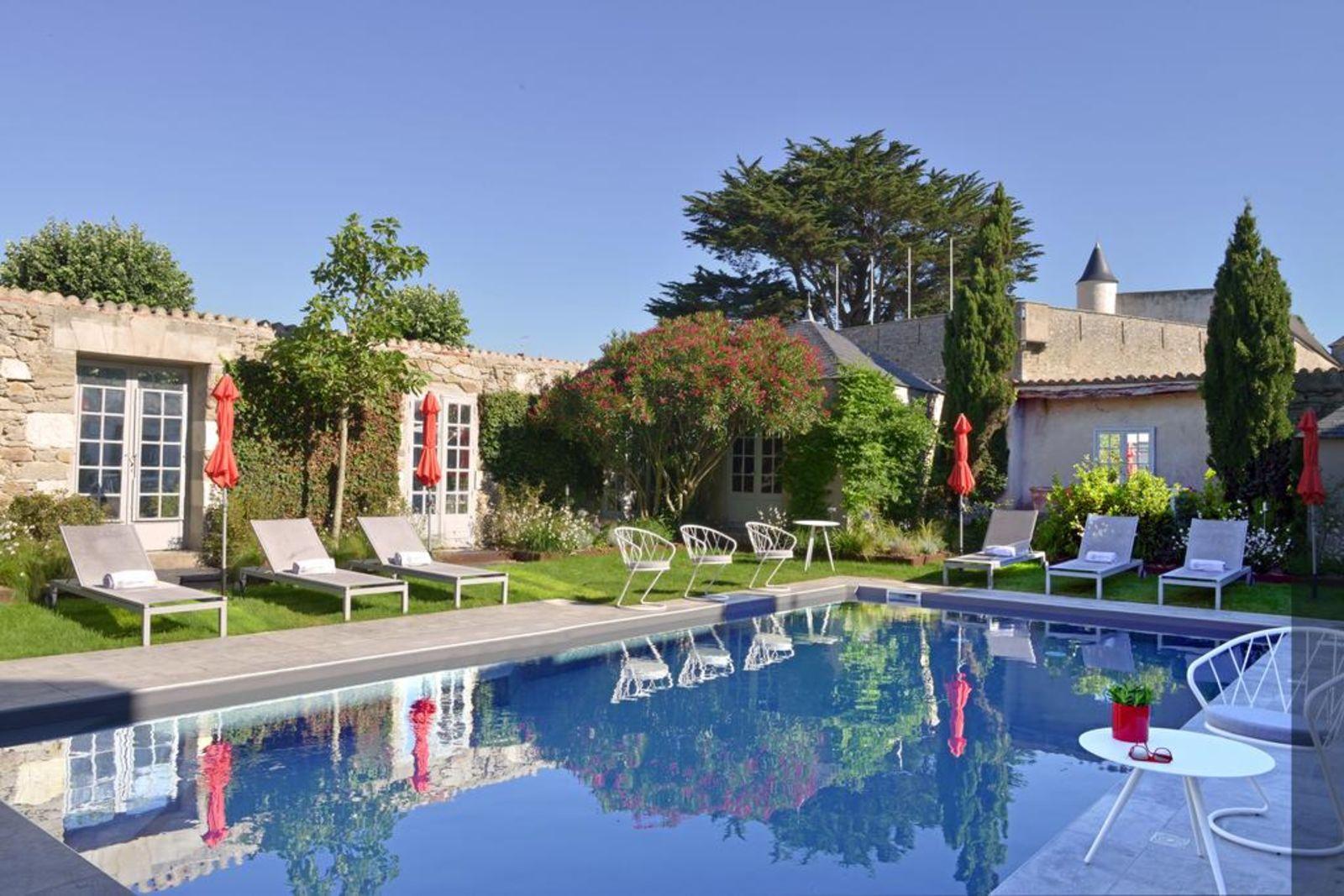 Le Général d'Elbée Hotel & Spa, booking.com