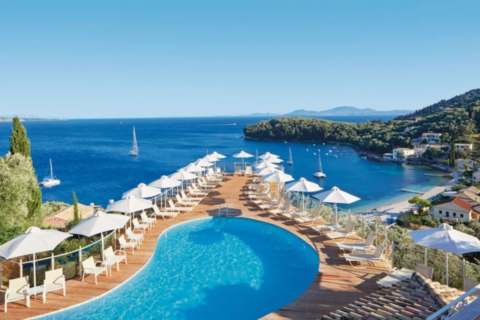 Hotel San Antonio Corfu, Corfu, Greece