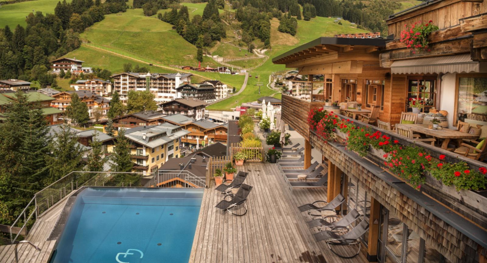 Alpin Juwel, Saalbach-Hinterglemm