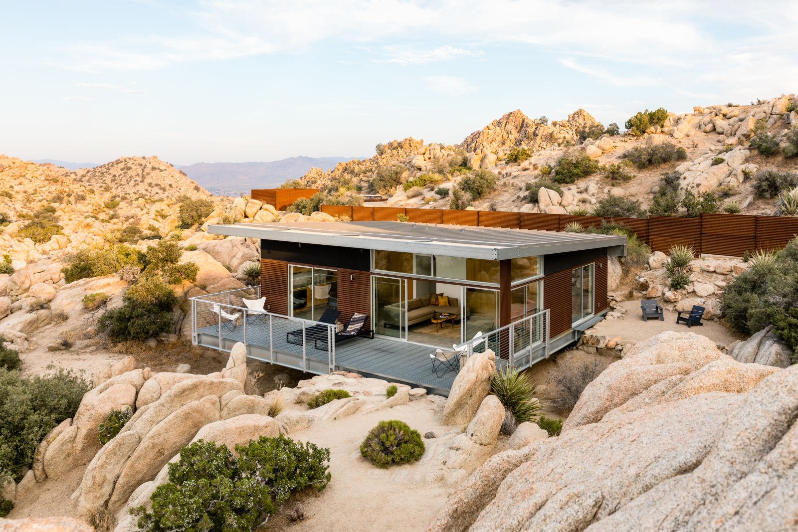 Rock Reach House, Joshua Tree National Park