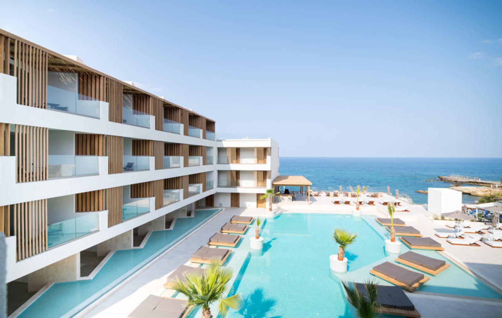 Akasha Beach Hotel & Spa, Chersonissos, Crete