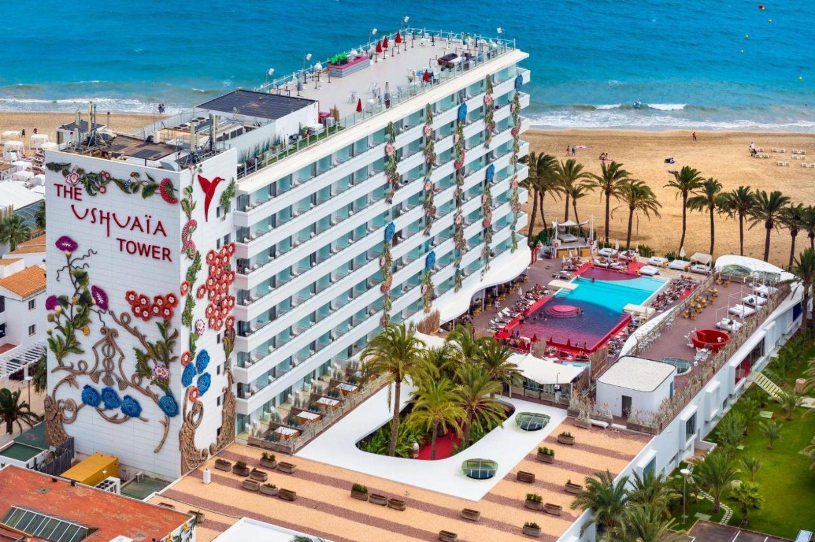 Ushuaia Ibiza Beach Hotel, Love Holidays