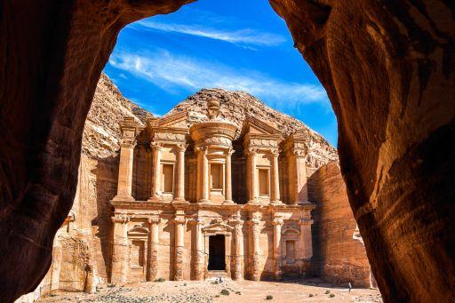 Vuelos directos a Jordania