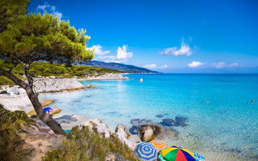5* Half-board Greece holiday