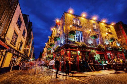 Dublin-Schnäppchen!