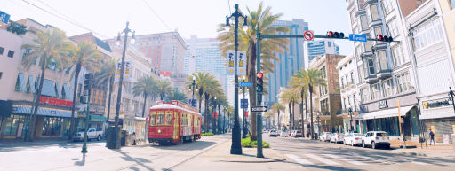 Luxe New Orleans Hilton Vacation