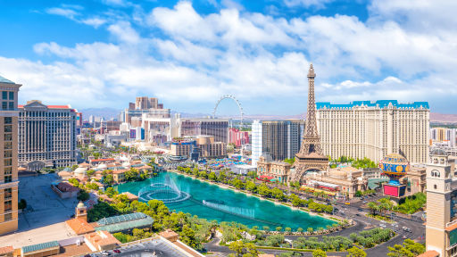 10 nights in Las Vegas for a mega cheap price
