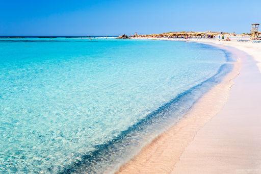Vuelos directos a Creta en verano