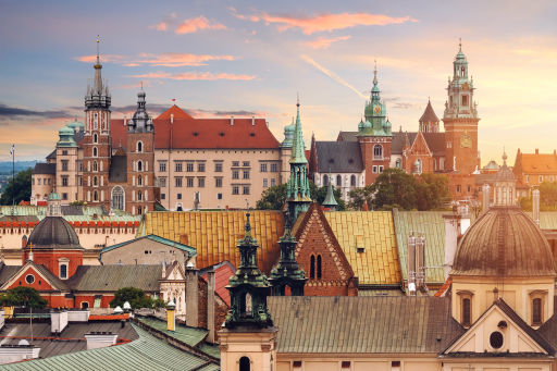 City break w Krakowie