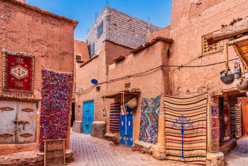 Vols vers Marrakech dès 39€ !