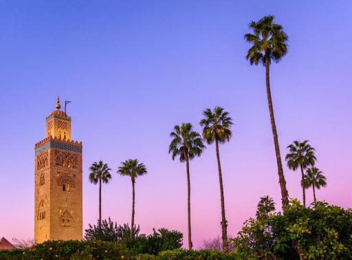 Marokko öffnet