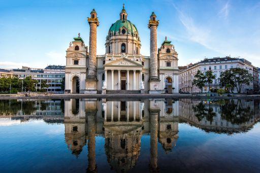Vuelos directos a Viena
