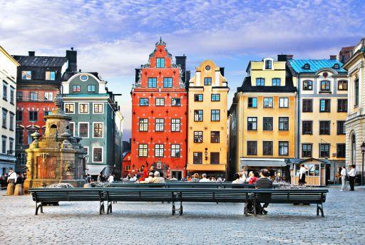 Zomers tripje naar Zweden