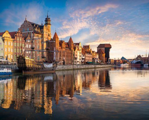 Na weekend do Gdańska?