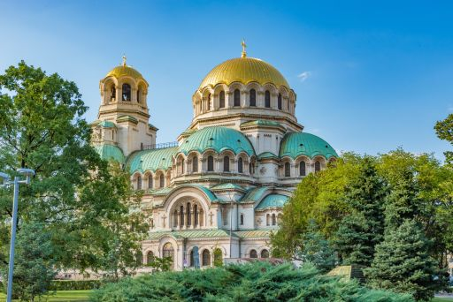 Spotgoedkope stedentrip naar Sofia