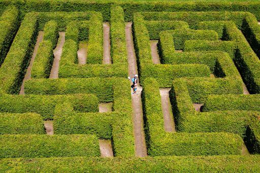Scoprite i labirinti più suggestivi d'Italia