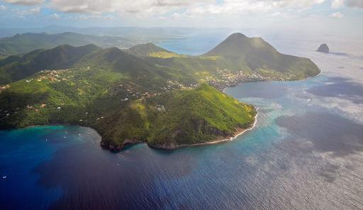 Vols directs vers la Martinique à petit prix à la meilleure période