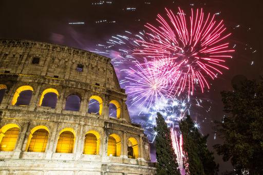 Festeggia Capodanno nelle più belle città italiane 🎆