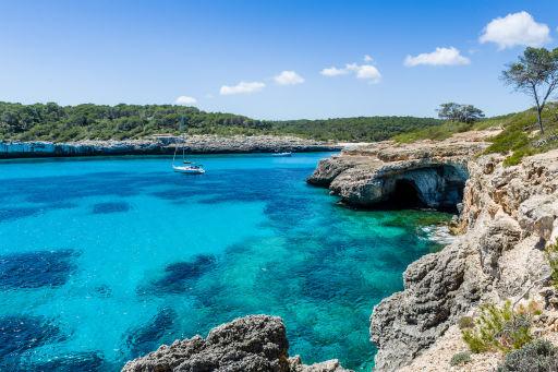 A week in sunny Majorca with 3* hotel, half board & flights
