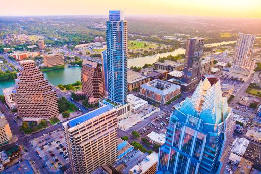 Nonstop September Flights to Dallas or Austin, Texas