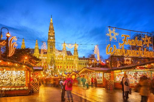 Escapada a Viena para visitar los Mercados de Navidad