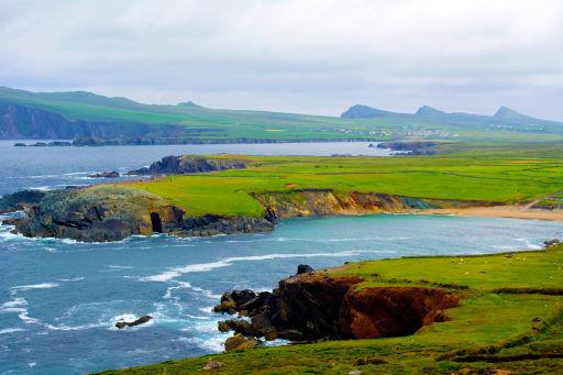 Il cielo d'Irlanda: voli SUPER LOW COST da tante città!