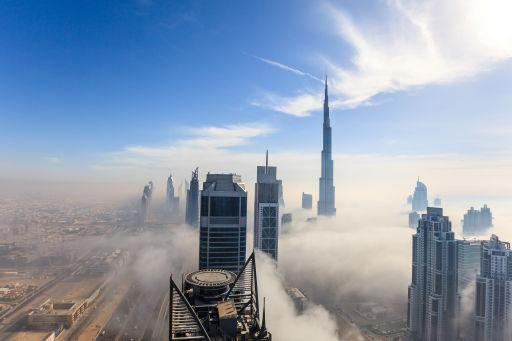 Dubaï à moins de 570€ en hôtel 5*