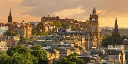 Vols vers Edimbourg à prix incroyable