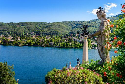 5° Schloss am Lago Maggiore