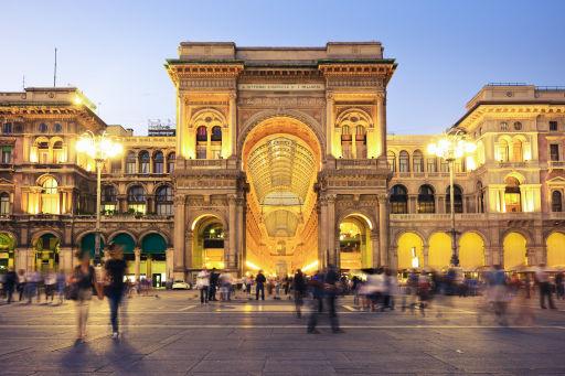 Vuelos directos a Milán