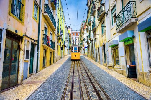 Vol A/R pour Lisbonne à prix mini